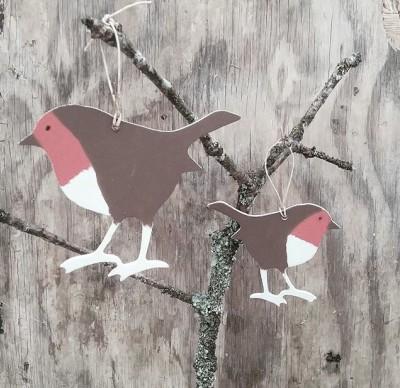 A little bird ...........