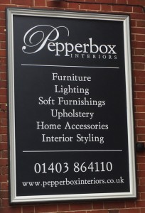 Pepperbox 2017 - New Shop and Relaunch of our Barn Showroom