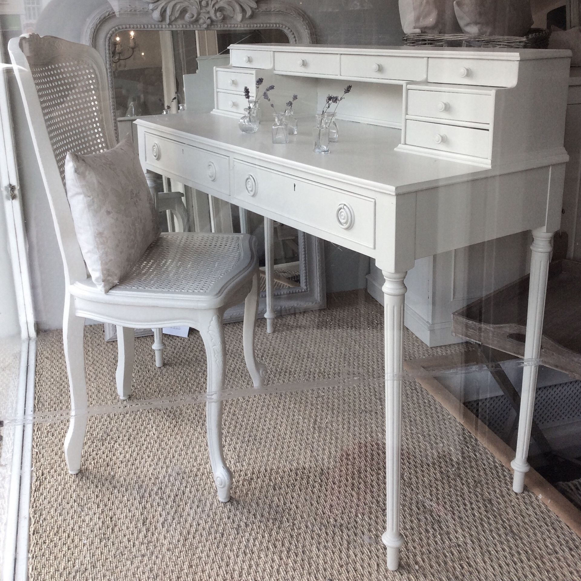 Hand Painted Furniture - Dressers, Desks & Dressing Tables ...