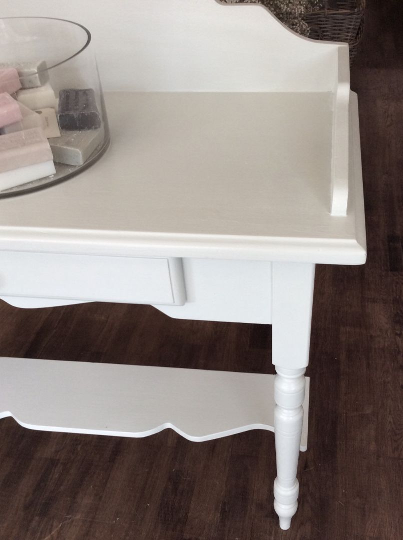 hand painted furniture chairs tables for sale vintage hand painted washstand pepperbox. Black Bedroom Furniture Sets. Home Design Ideas