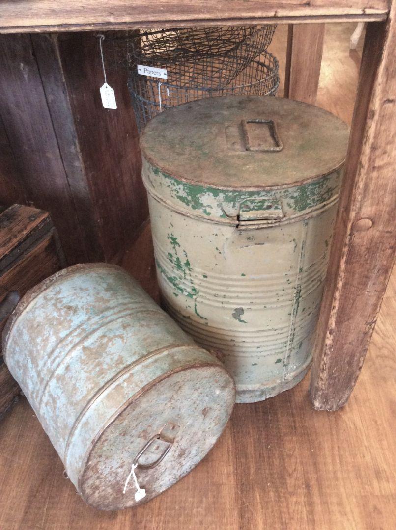 Hand Painted Furniture Decorative Antique Vintage For Sale