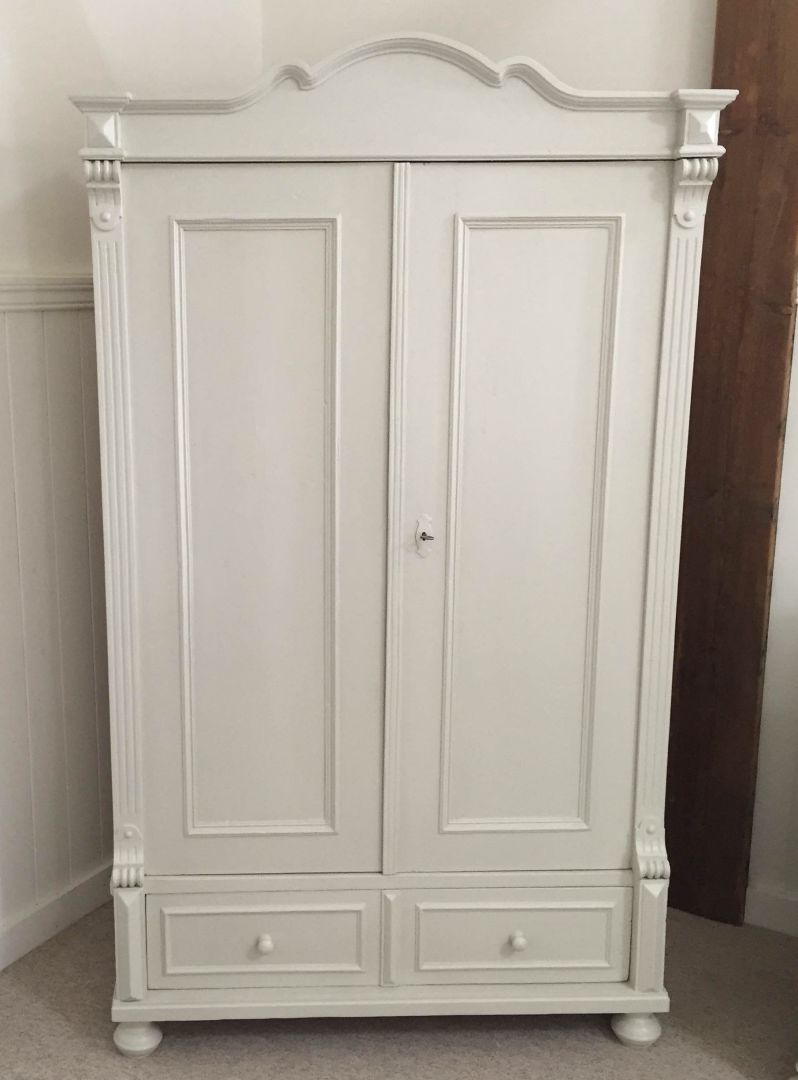 Hand painted furniture cupboards cabinets wardrobes for Cupboards and cabinets