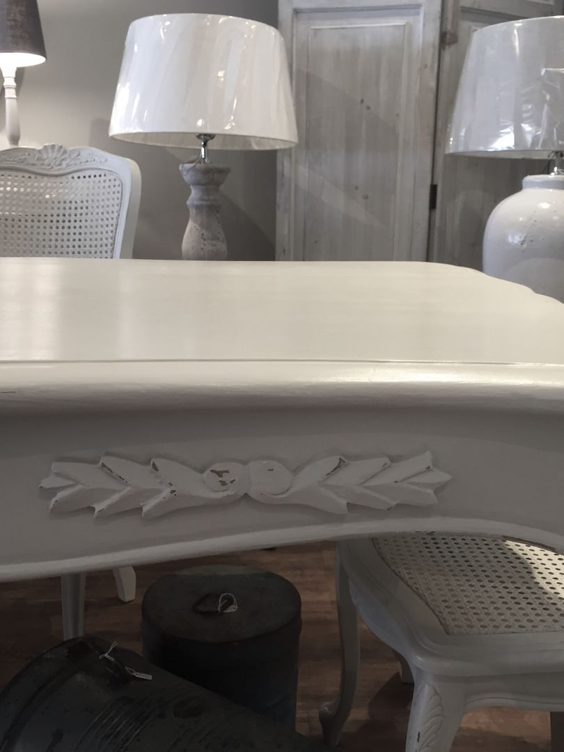 Hand Painted Furniture Chairs Tables For Sale