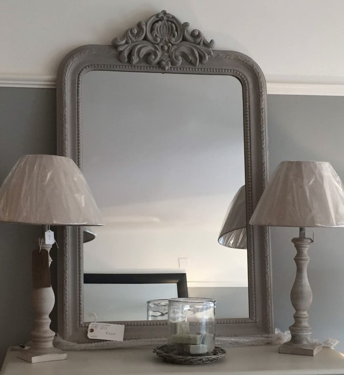 hand painted furniture mirrors for sale french style