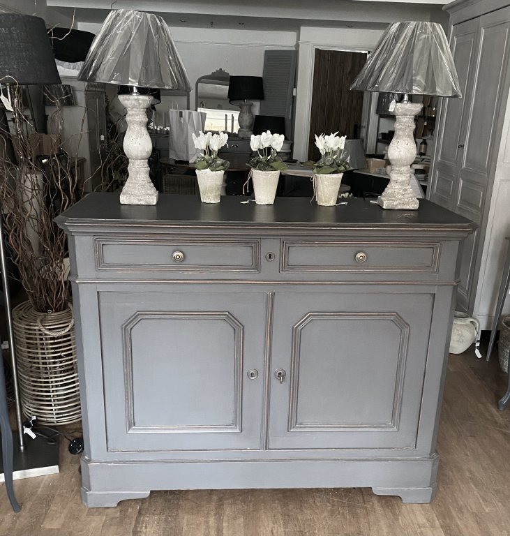 French Two Drawer Buffet / Sideboard