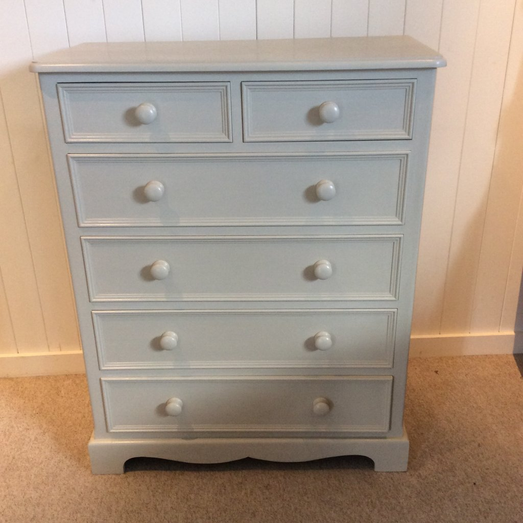 Hand painted furniture chests of drawers sideboards for Hand painted chests