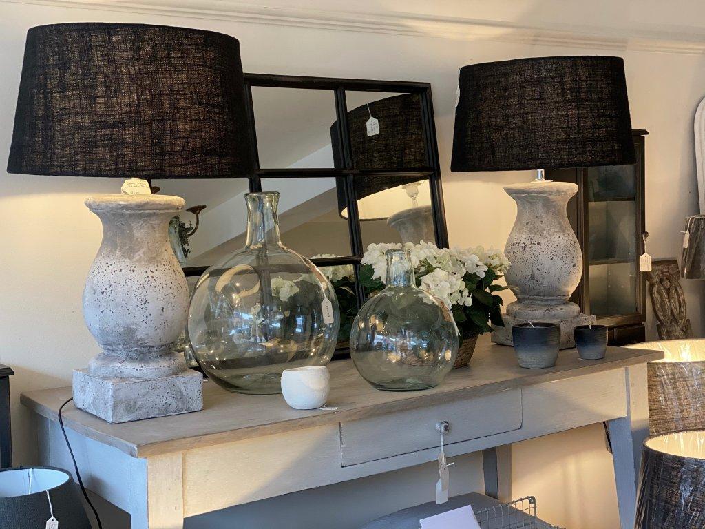 Fabulous Extra Large Balustrade Lamp Base