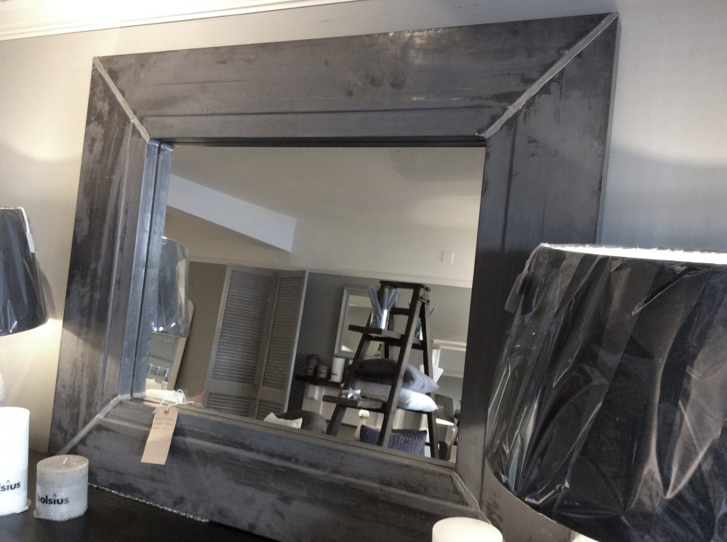 Industrial Mirror With Lead Frame