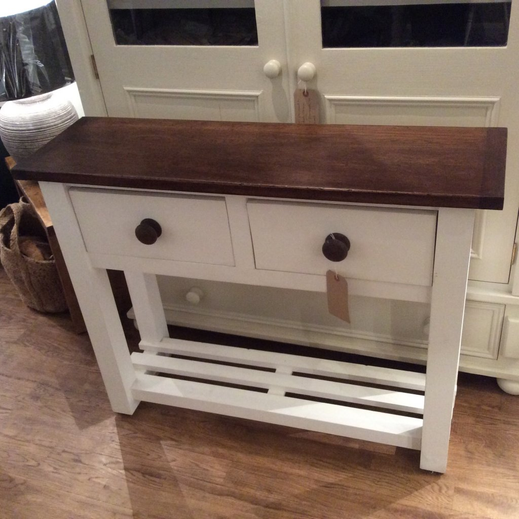Console Table / Small Sideboard