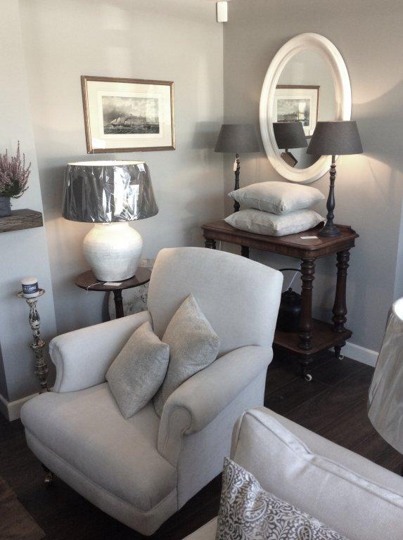 Bespoke Classic Armchair