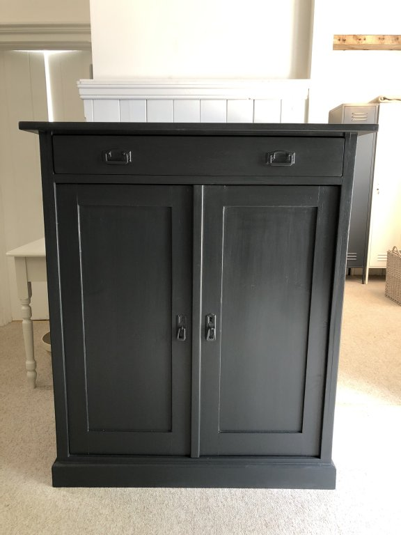 Couple Cupboard And Top Drawer