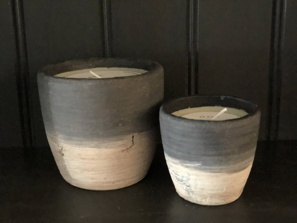 St Eval Coastal Pot Candles