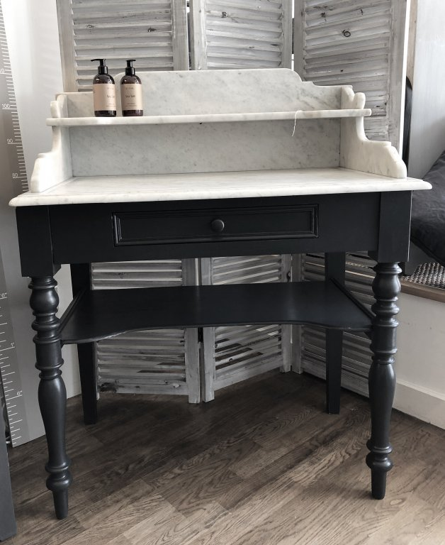 Stunning Marble Top Washstand