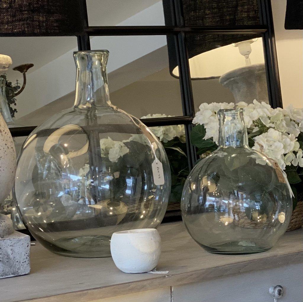 Botanical Stem Vase