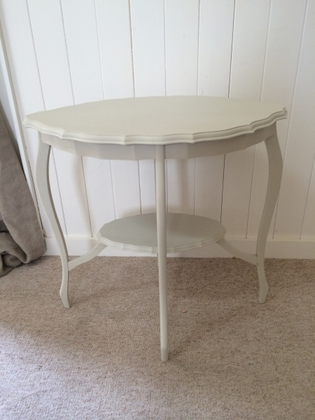 Pepperbox Interiors Hand Painted Furniture Chairs Tables Pretty Vintage Side Table For