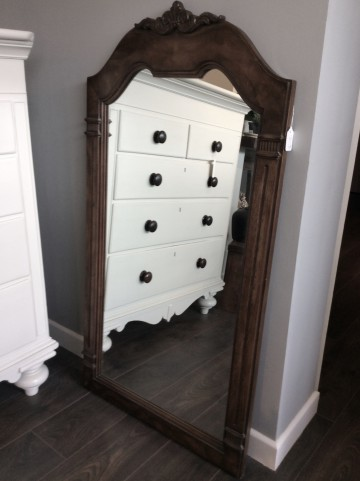 American Cherrywood Mirror