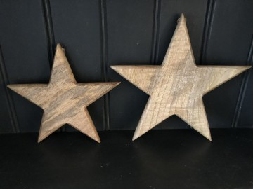 Mango Decorative Stars