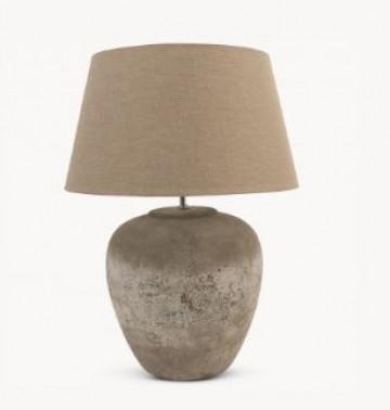 Large Stone Lamp Base