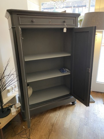 Double Shelved Cupboard
