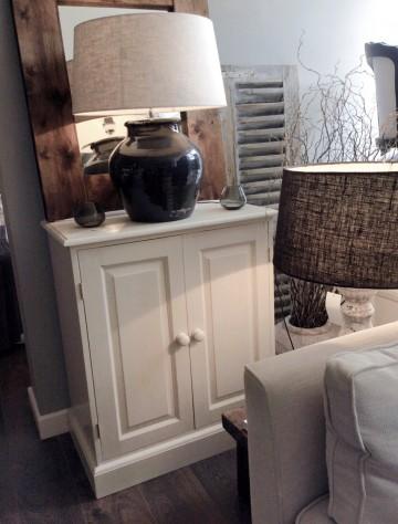 Simple Double Floor Cupboard