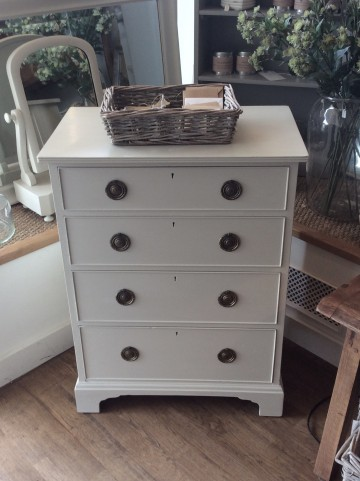 Old Original Small Chest
