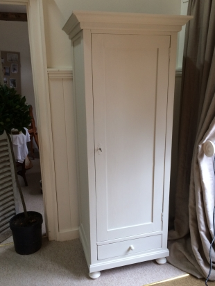 Narrow Single Delightful Cupboard